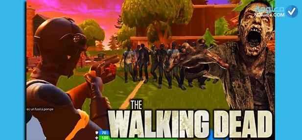 بوابة البعد: The Walking Dead