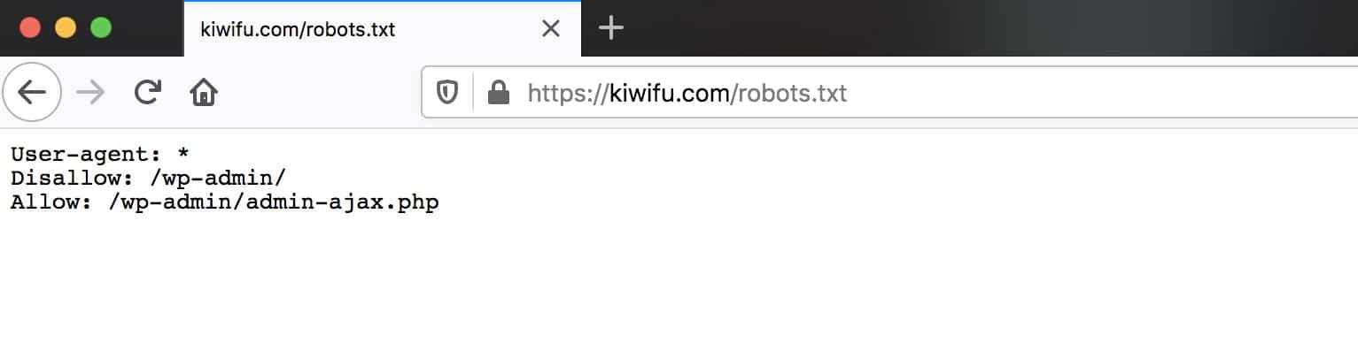شرح ملف Robots.txt وطريقة التعامل معه في ووردبريس