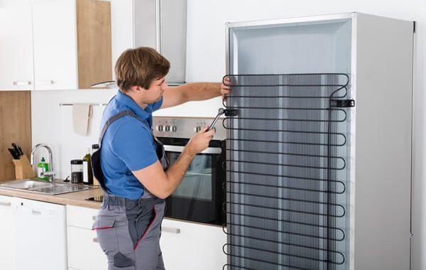 الثلاجة لا تبرد