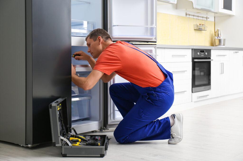 أسباب توقف الثلاجة عن العمل