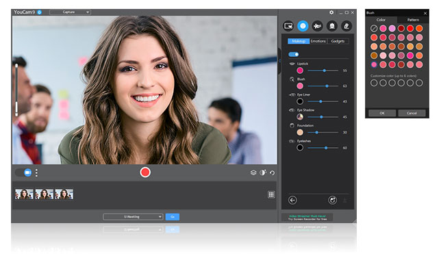 YouCam 9 - The Best Webcam Software for Windows | Features